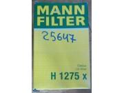 Масляный фильтр MANN H1275X